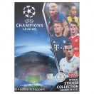 TOPPS Official sticker collection Champions league 2016/17 (Komplet)