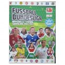 Topps Fussball Bundesliga offiziele sticker samlung 2012/13 (Komplet)