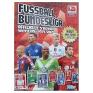 Fussball Bundesliga 2014/15 Topps Sticker Album (Komplet)