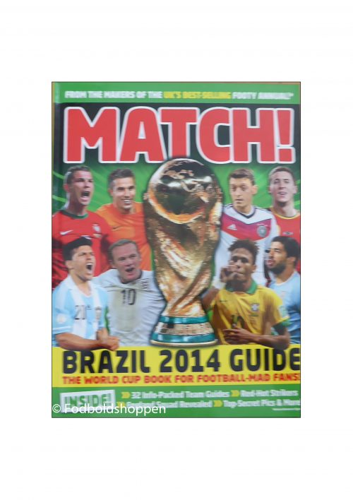 Brazil 2014 - Match World Cup Guide