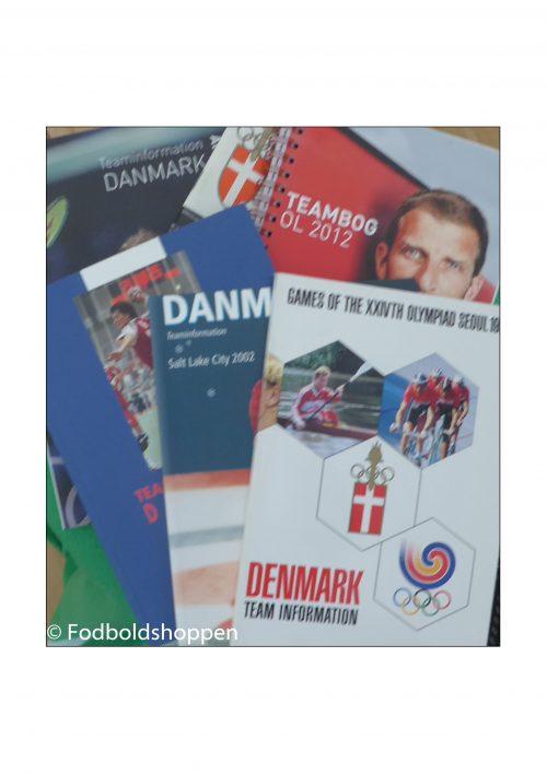 Dansk Team Håndbog OL