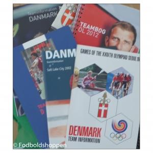 Dansk Team Håndbog OL (Vælg årgang)