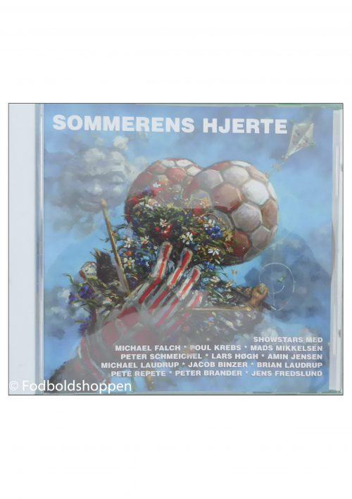 Sommerens hjerte - Showstars - CD Single