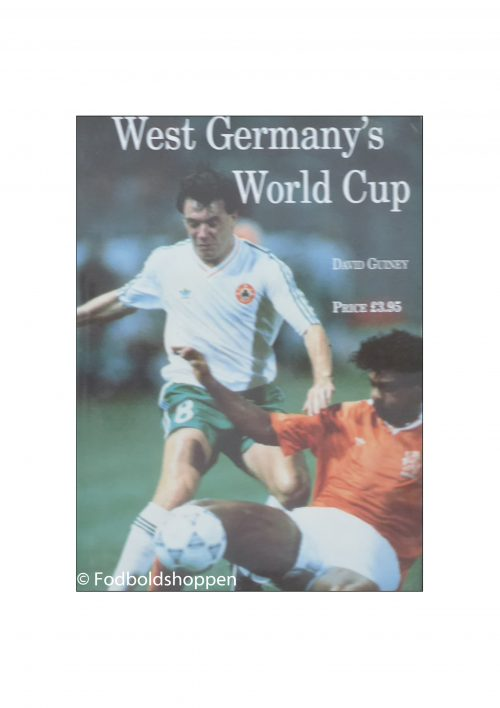 David Guiney - West Germany's World Cup