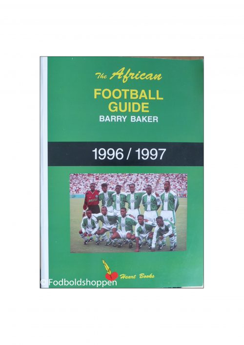 The African football guide 1996/1997