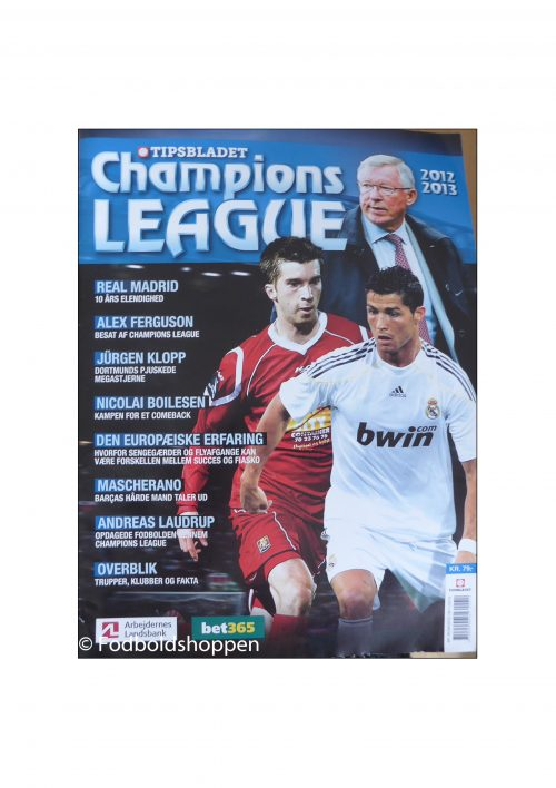 CHL 2012/13 Tipsbladet