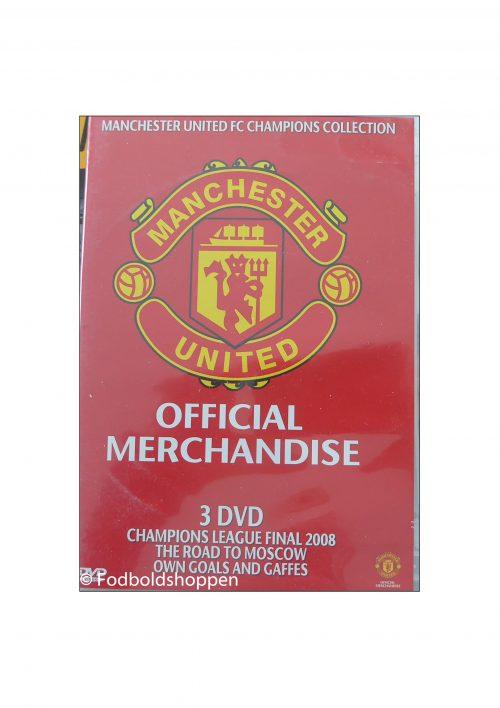 Manchester United 3 DVD