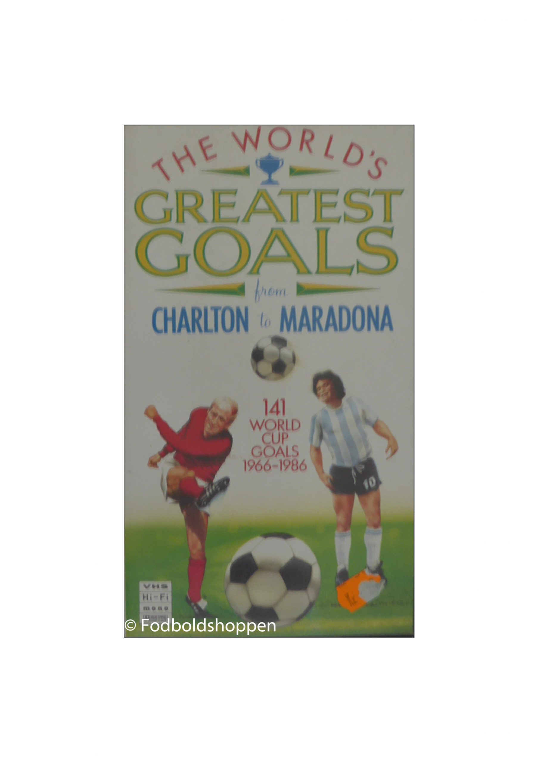 VHS - Greatest goals