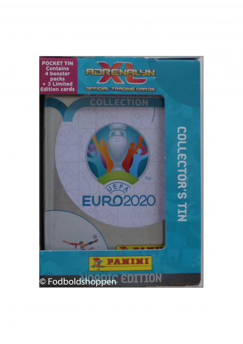 Panini UEFA Euro 2020 Collectors bin - Nordic Edition