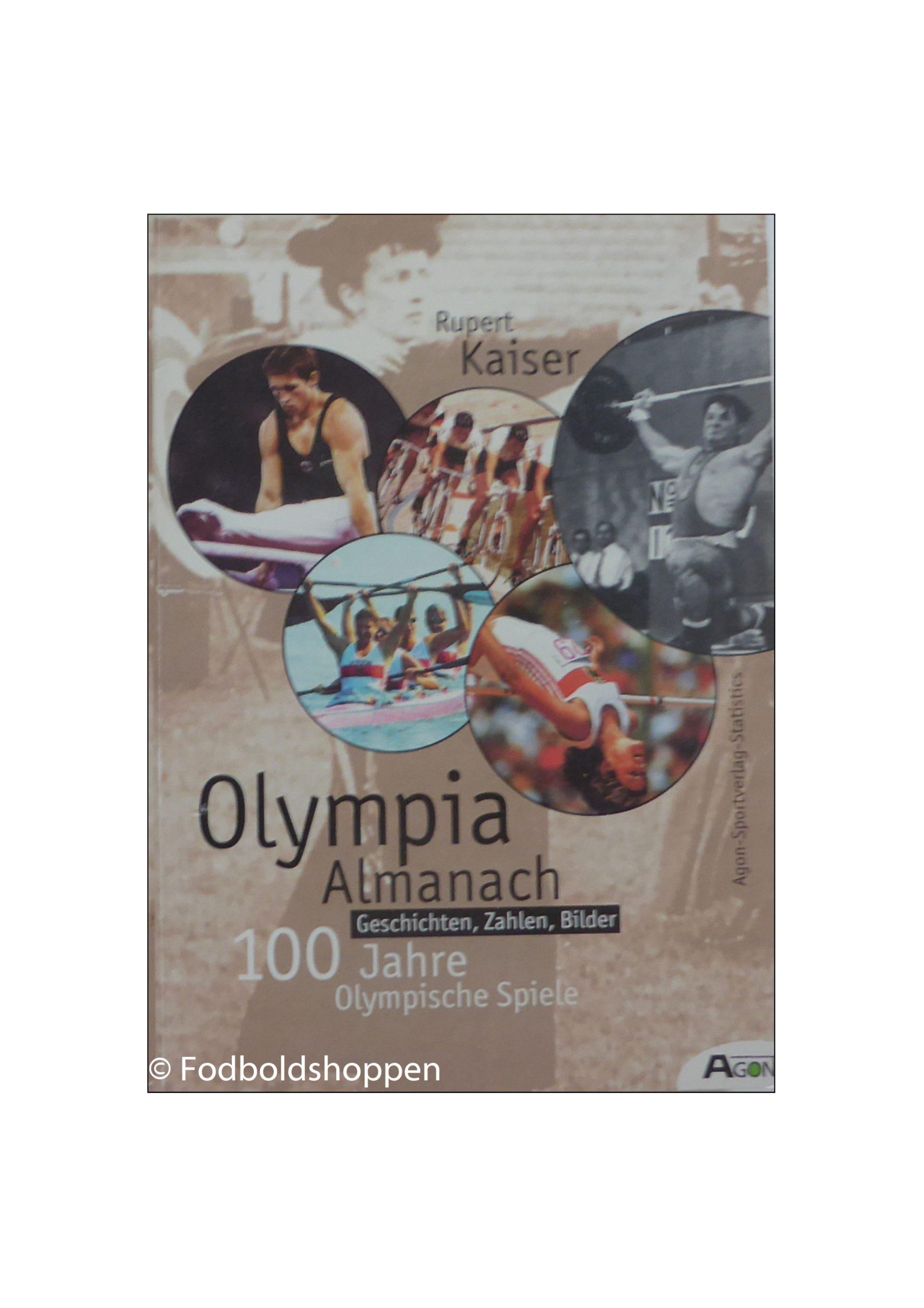 Olympia Almanach - 100 Jahre Olympische Spiele