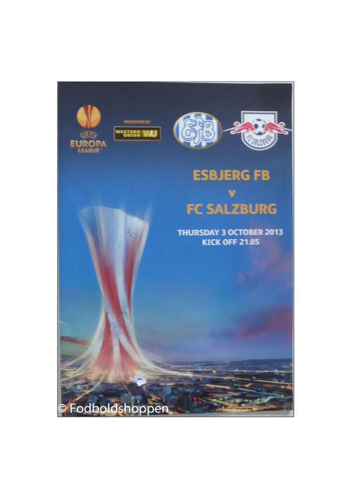 Esbjerg - Salzburg - Euro League