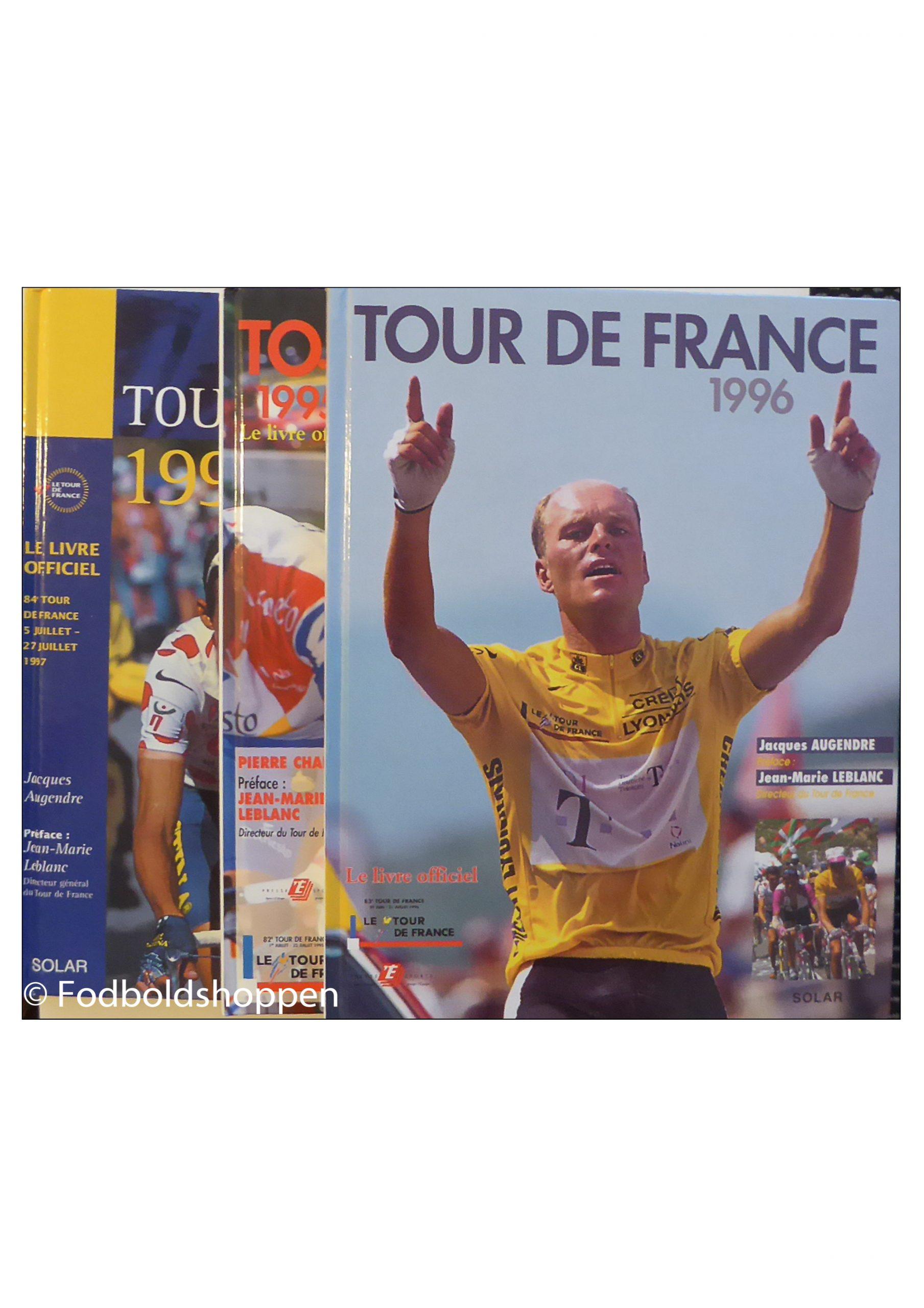 Tour De France le livre official