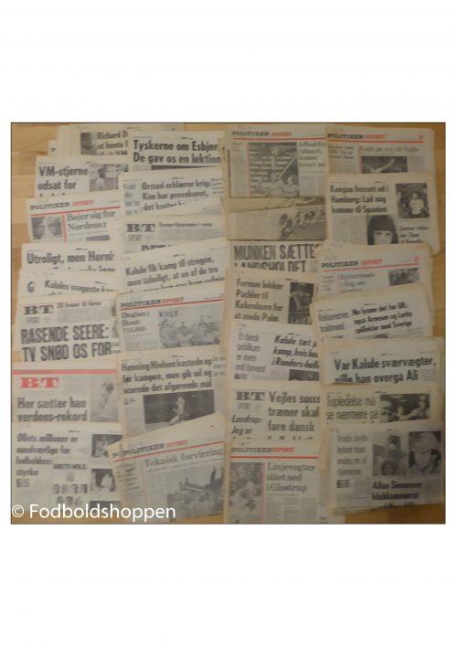 B.T. Sportstillæg første halvår 1978 - 3.5 KG