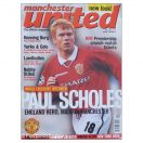 Manchester United May 1999 Magasin
