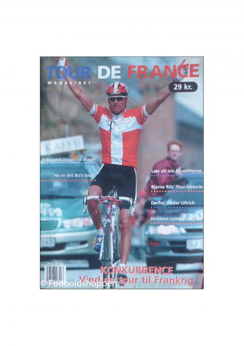 Tour De France Magasinet 1998 udgivet af Sportsmarketing
