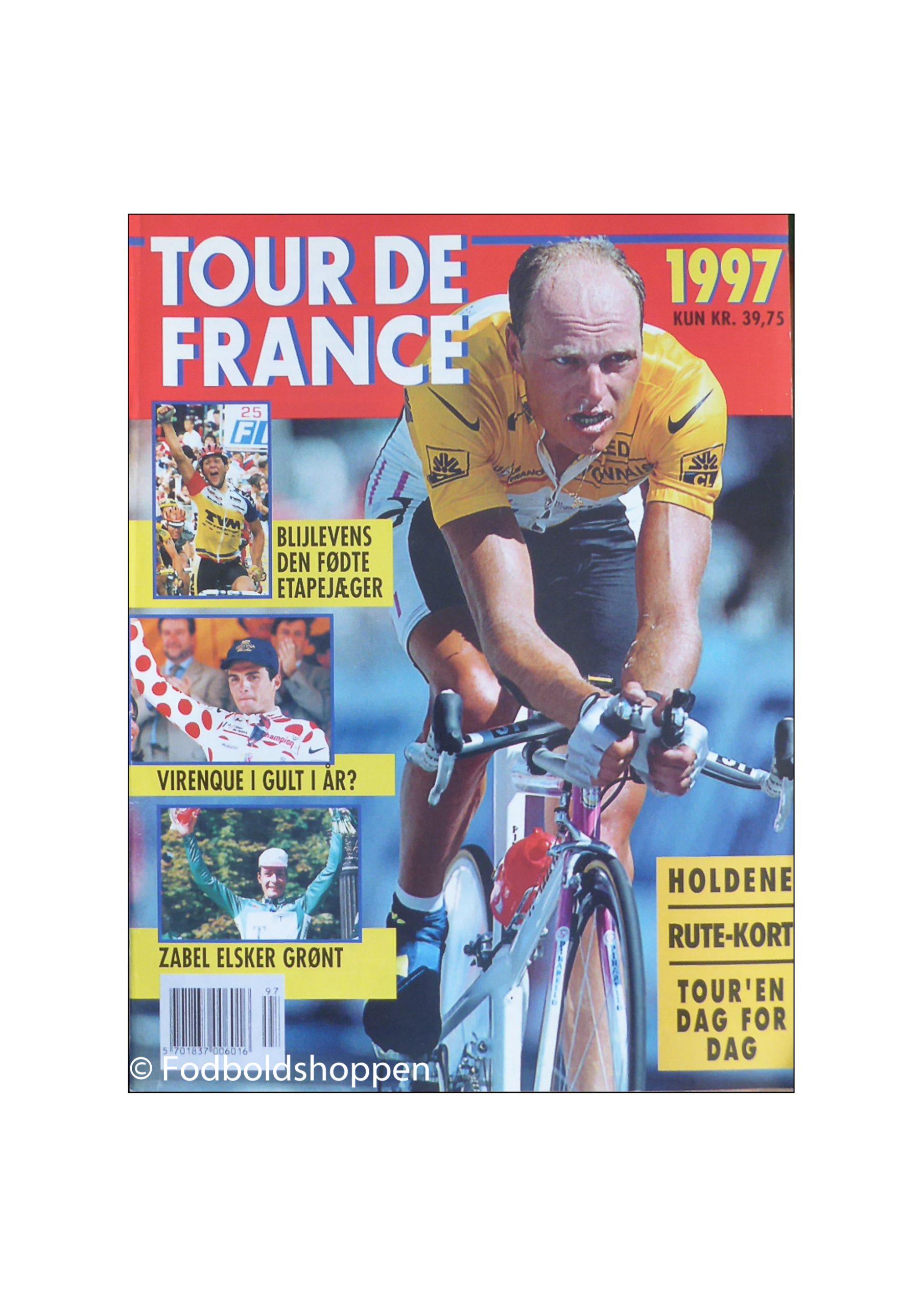 Tour De France Guide 1997
