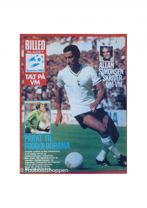 Tillæg Billed-bladet 1978 - VM 1978