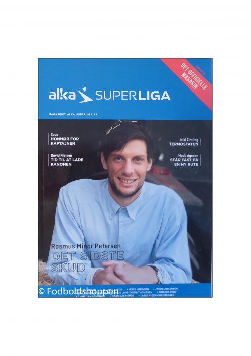 Alka Superliga Magasin #7 (Ramus Minor Forside)