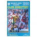 Barclays League Club Directory 1990