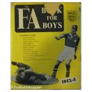 The FA Book for Boys 1952-53