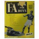 The FA Book for Boys 1952-53