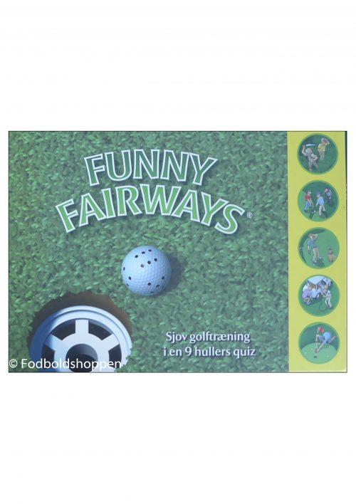 Funny Fairways - Brætspil