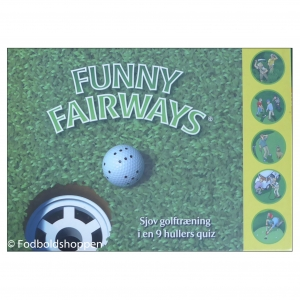 Funny Fairways – Brætspil