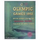 Official Report - Olympic Games 1952