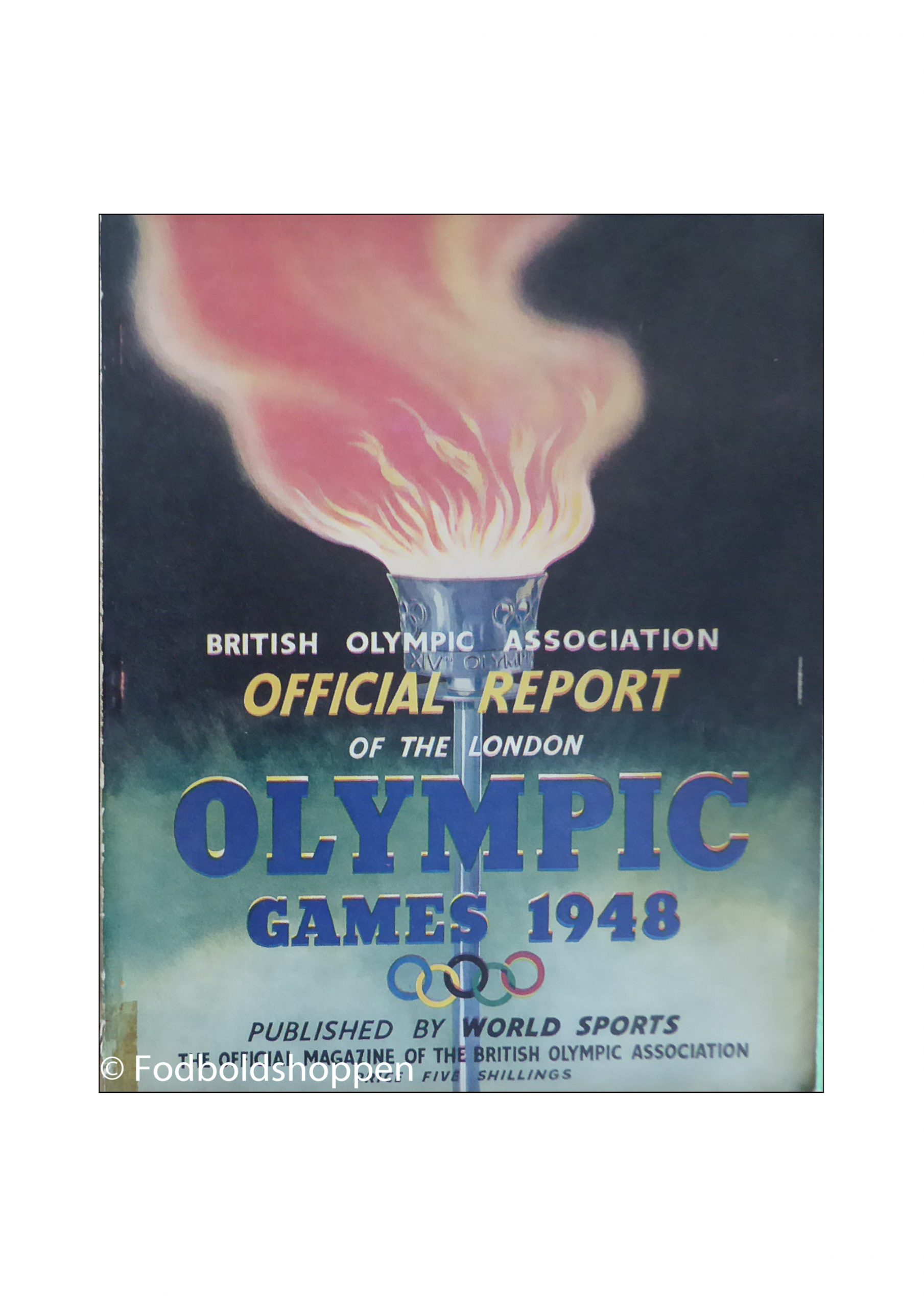 Official Report - Olympic Games 1948