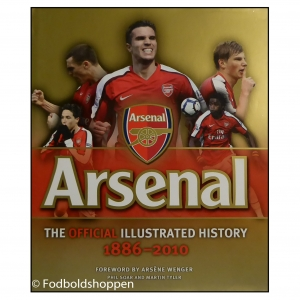 The Official Illustrated History of Arsenal 1886-2010