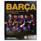 Barca - Den illustrerede historie om FC Barcelona