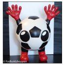 Fodbold Sparebøsse - Målmand