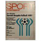 Sports Illustrierte tysk VM guide til VM 1978