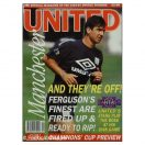 Manchester United Official Magazine - Volume 2, Number 9