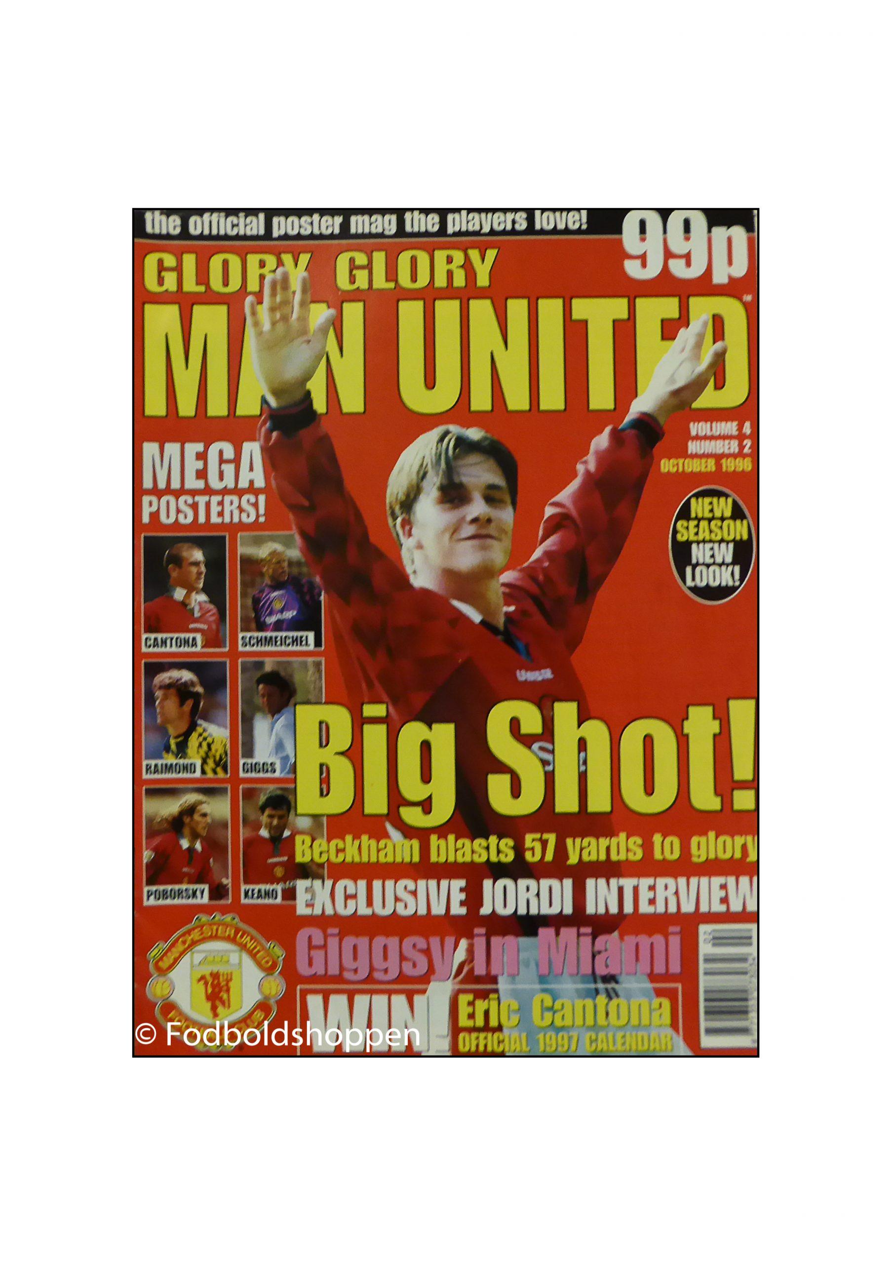 Glory Glory Man United . Volume 4, Number 2