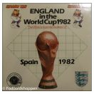 Vinyl plade : England in World Cup 1982
