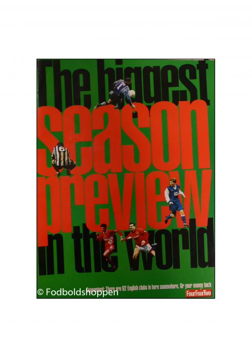 Sæsonguide til engelsk fodbold