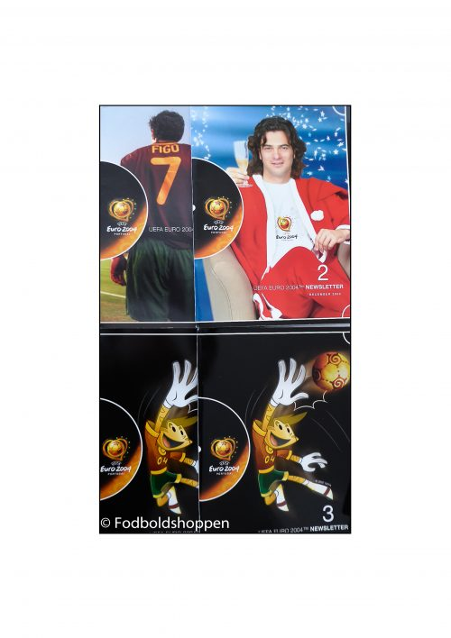 UEFA Euro 2004 Newsletter