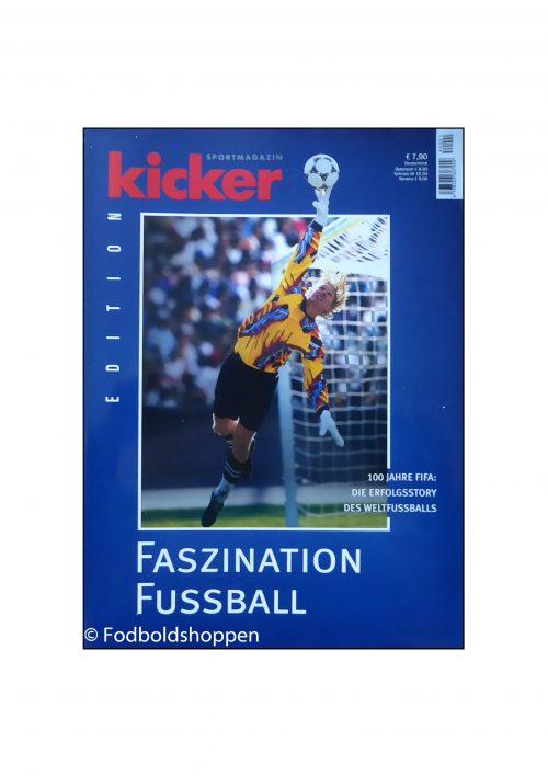 FIFA Special Edition . Mange flotte billeder. Flot hæfte fra KICKER