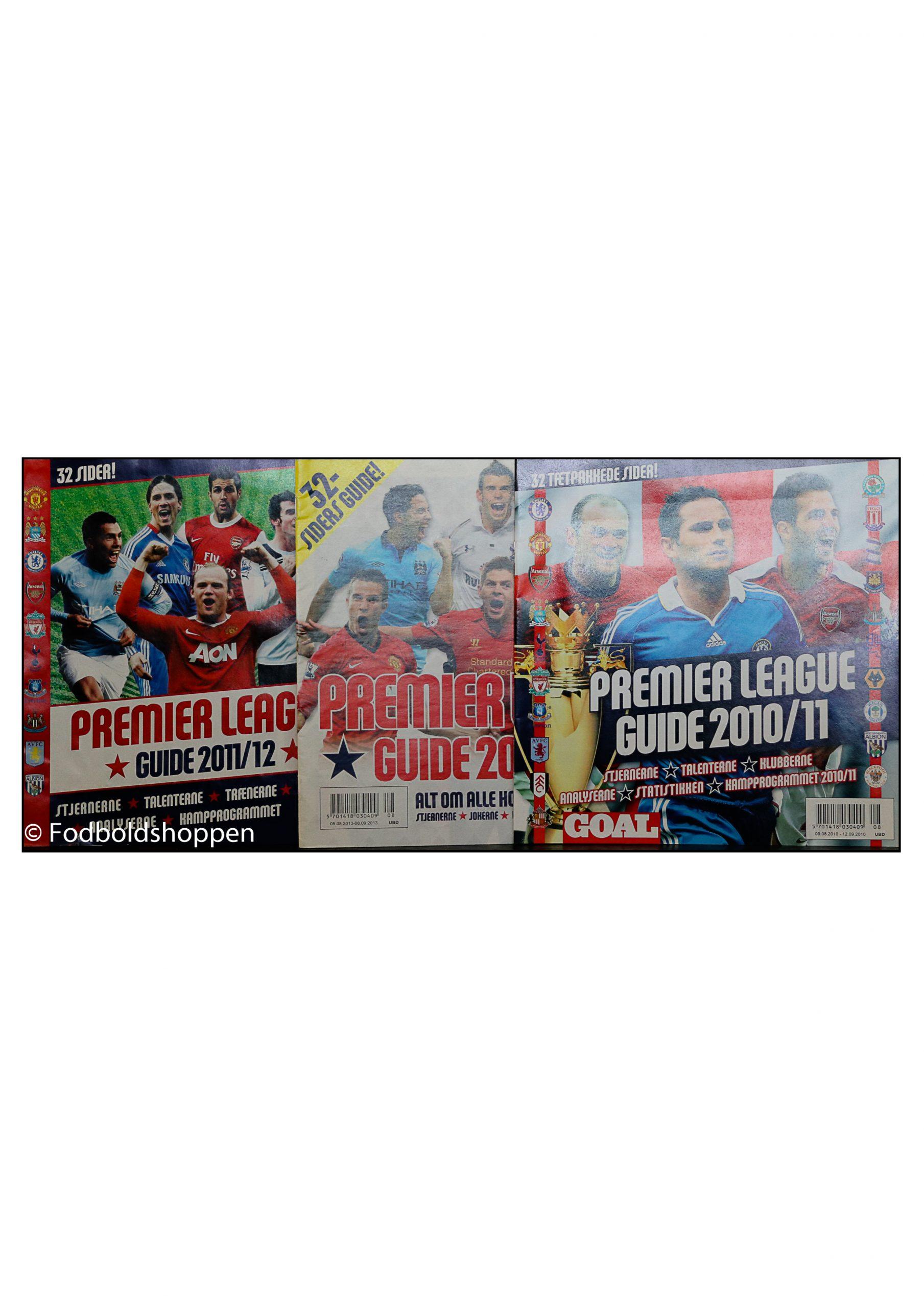 3 premier league guides fra goal