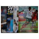 Det danske fodboldlandshold udebane kampprogrammer