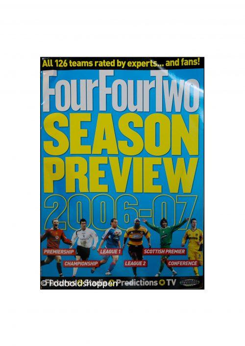 FourFourTwo - Season Preview