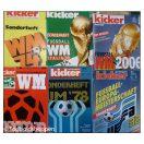 Diverse VM og EM guides fra det tyske Fodboldmagasin Kicker