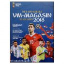 FIFA World Cup Russia 2018. Magasinet er på dansk