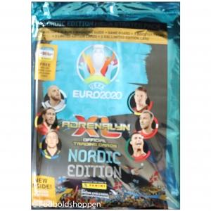 Panini – EURO 2020 Mega Starter pakke – Nordic Edition