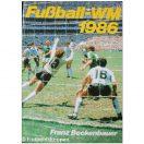 Fussball WM 1986