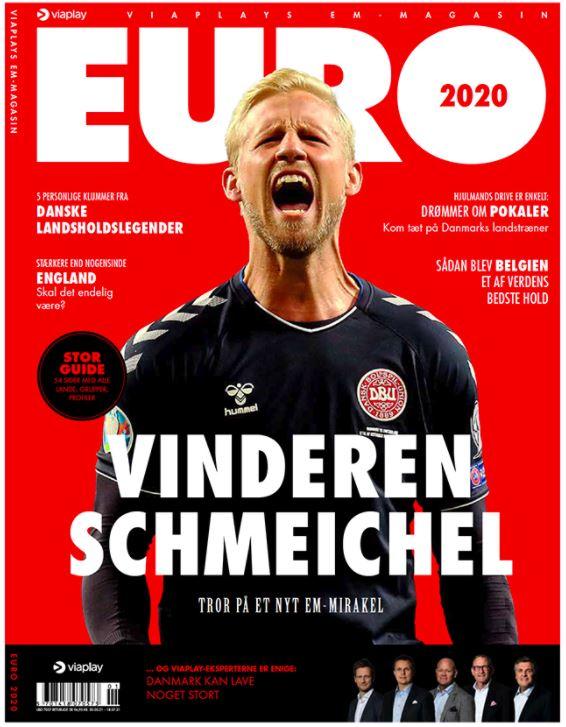 Viaplay EM Magasin EURO 20202