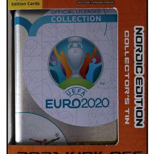 EURO 2020 Pocket Tin . 2021 Kick off Edition