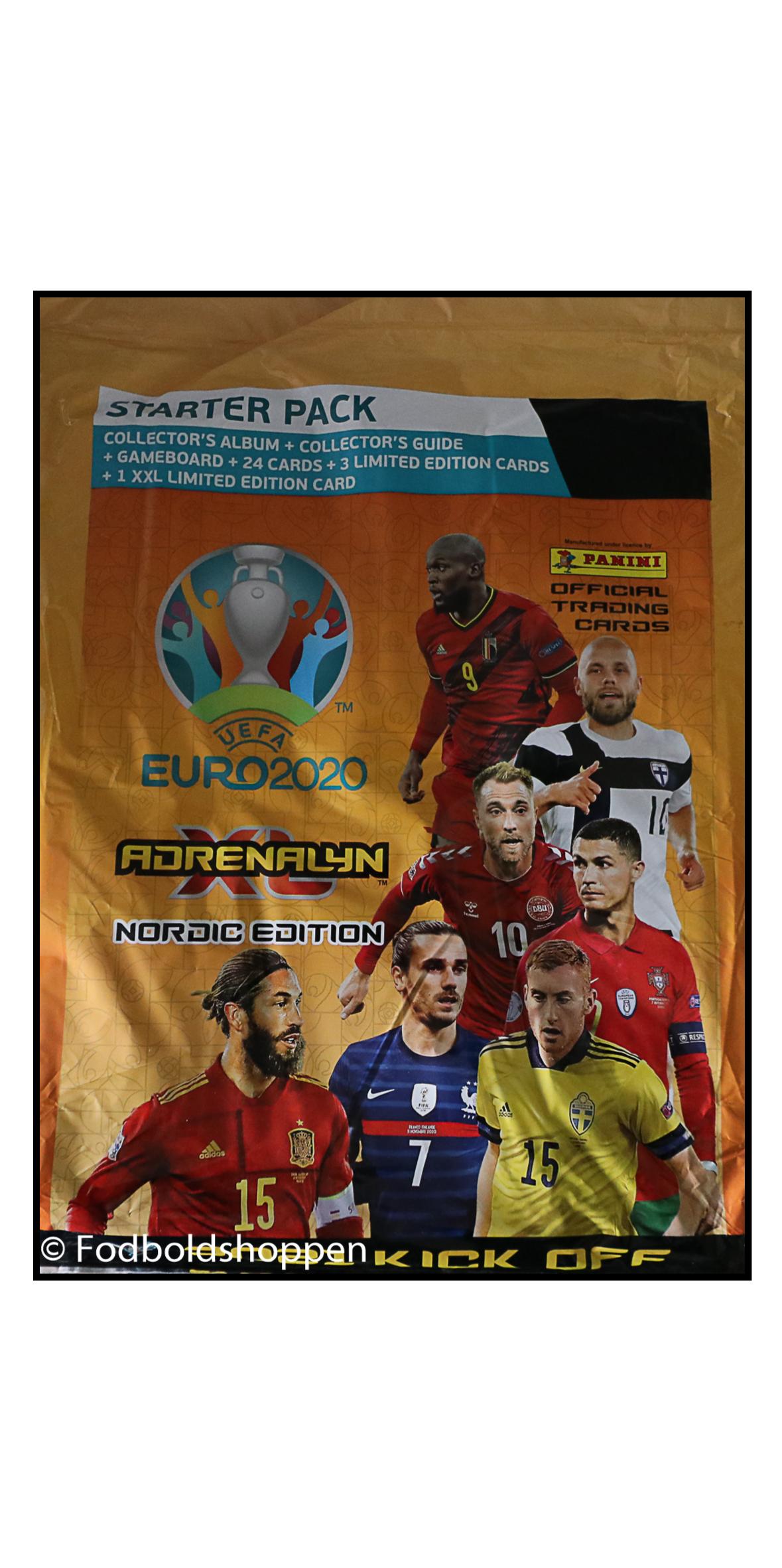 Panini Euro 2020 Kick Off 2021 Starter Pack