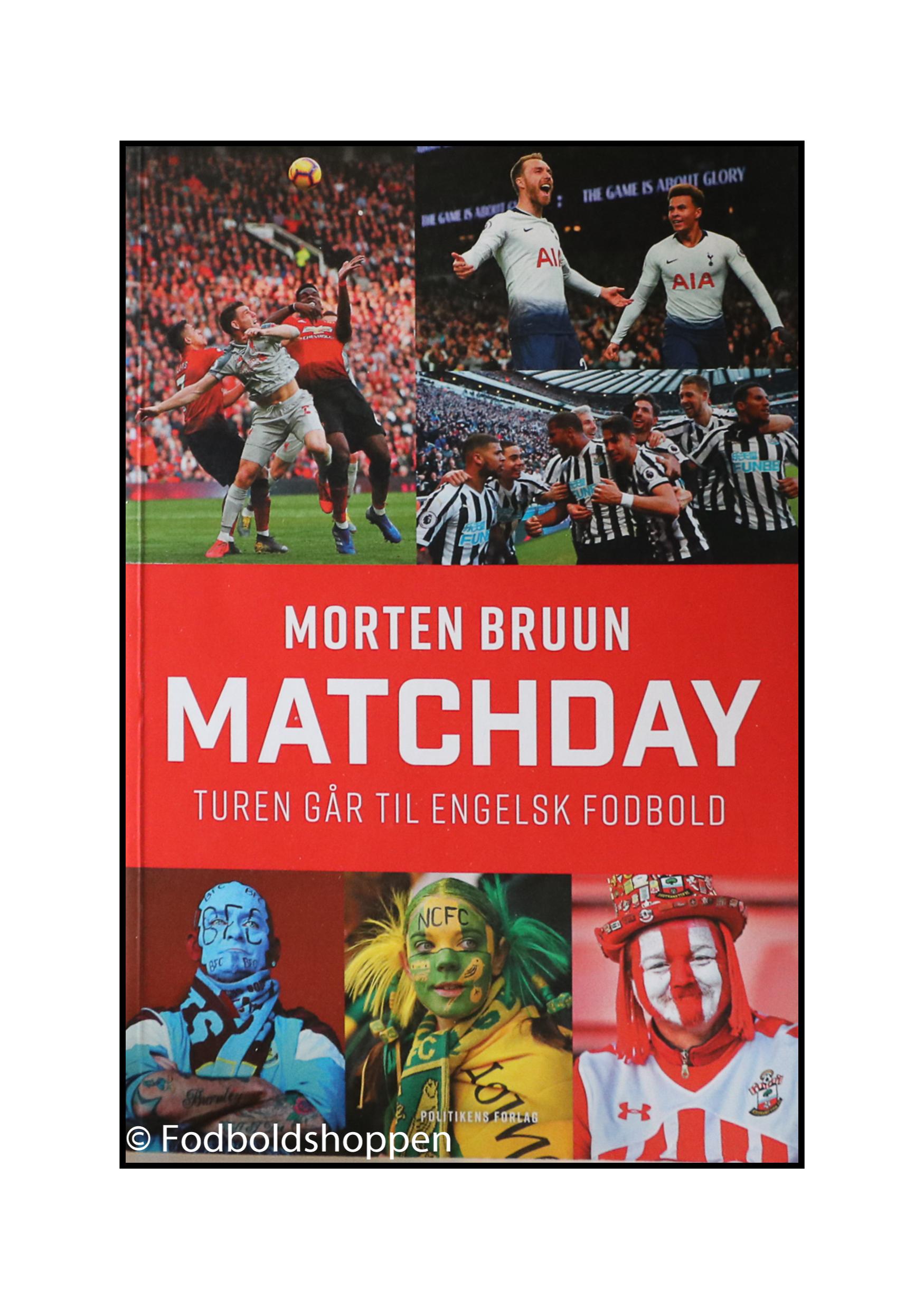 Matchday - Turen går til engelsk fodbold